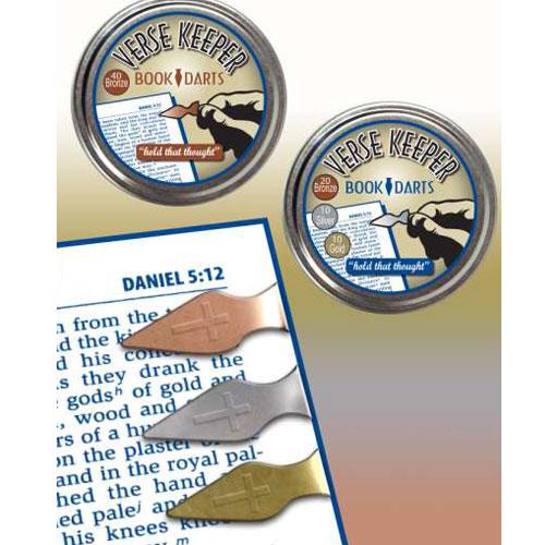 Book Darts/Verse Keepers