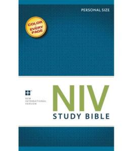 NIV Study Bible | Personal Size