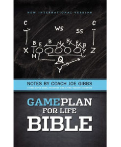 NIV - Game Plan For Life Bible