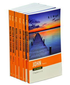 For Everyone Gospel Set: 6 volume set