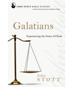 John Stott Bible Studies - Galatians