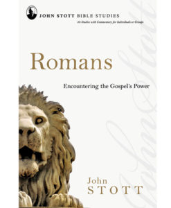 John Stott Bible Studies - Romans