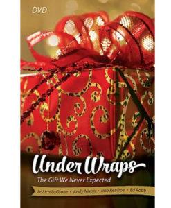 Under Wraps DVD