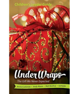 Under Wraps Children's Leader Guide