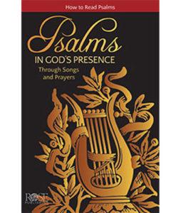 Psalms Pamphlet