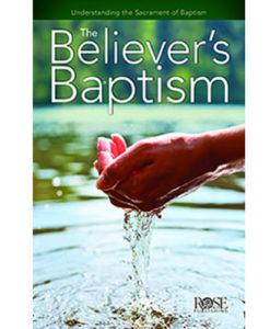 Believer's Baptism Pamphlet