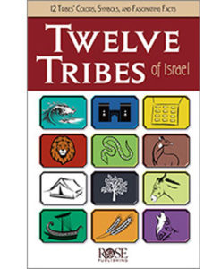 Twelve Tribes Of Israel Pamphlet