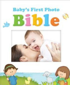 Baby's First Photo Bible