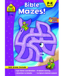 Bible Mazes!
