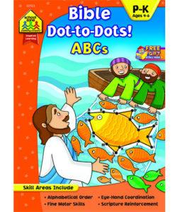 Bible Dot to Dots ABC