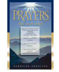 Prayers That Avail Much Commemorative Edition