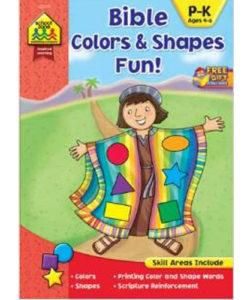 Bible Colors & Shapes Fun