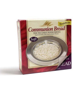 Soft communion bread – Box of 500