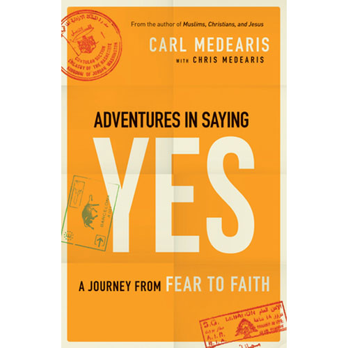 Adventures in Saying Yes | Medearis