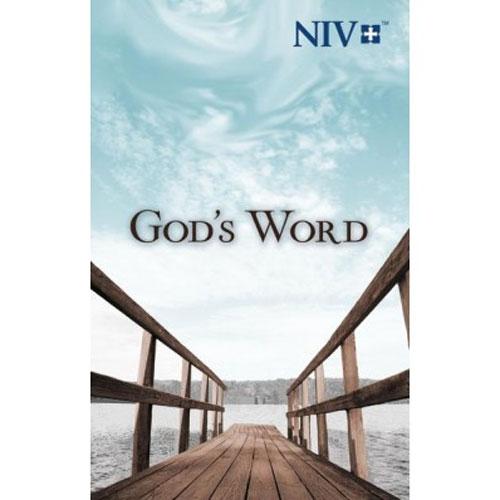 NIV | Holy Bible | Larger Print