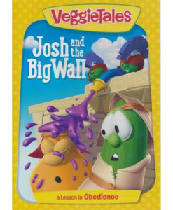 Josh and the Big Wall – Repackaged – VeggieTales – DVD