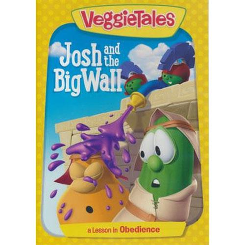 Josh and the Big Wall – Repackaged – VeggieTales – DVD