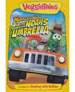 Minnesota Cuke and the Search for Noah's Umbrella – Repackaged – VeggieTales – DVD
