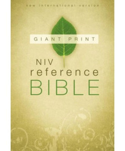NIV Reference Bible | Giant Print