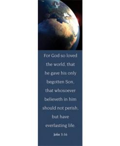 For God So Loved Bookmark