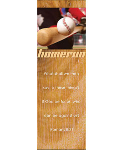 Homerun Bookmark