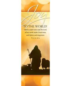 Christmas Bookmark Joy to the World