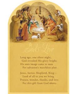 One Silent Night | 18 Christmas Boxed Cards