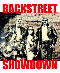 Backstreet Showdown Audio CD