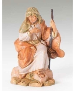 "Fontanini® 5"" Collection Centennial Joseph Figure"