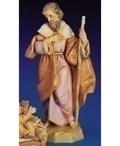 "Joseph Figure for Fontanini® 5"" Nativity Classic Collection"