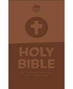 International Children's Bible | Brown Leathersoft Cover