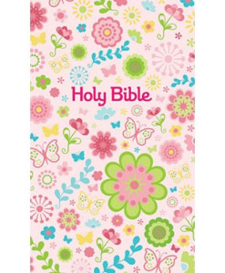 Sequin Bible Sparkles ICB with Tote Bag