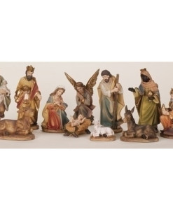 Colour Nativity Set