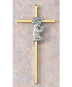 "Baby Boy 7"" Cross"
