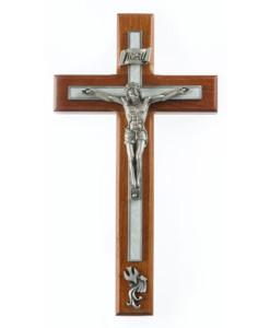 "Cherry 10"" Crucifix"
