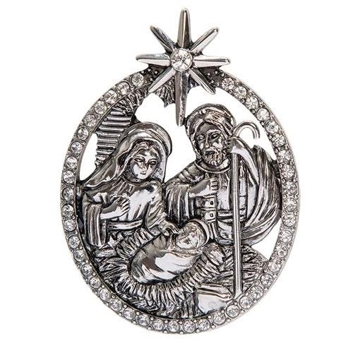 """Nativity Pin 2"""""""
