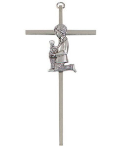 "First Communion Boy 7"" Cross"