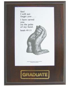 Graduation Plaque