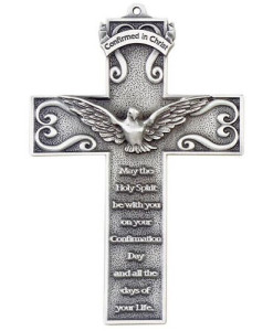 "Confirmation 5"" Wall Cross"