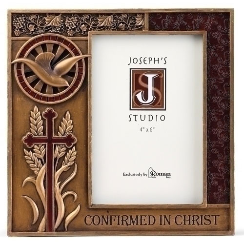 Confirmation 4 x 6 inch Picture Frame