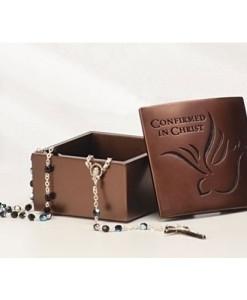 Confirmation Reflections of Love Keepsake Box
