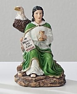 St. John Figure Patrons and Protectors