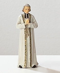St. John Vianney Figure Patrons and Protectors