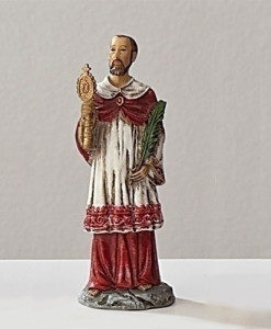 St. Raymond Figure Patrons and Protectors