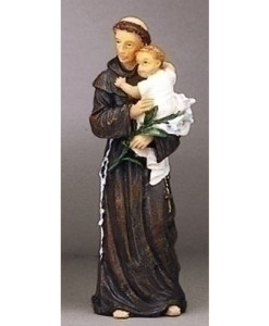 St. Anthony Figure Patrons and Protectors
