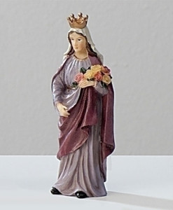 St. Elizabeth of Hungary Figure Patrons and Protectors
