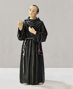 St. Maximilian Kolbe Figure Patrons and Protectors