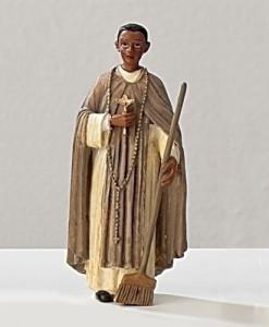 St. Martin De Porres Figure Patrons and Protectors