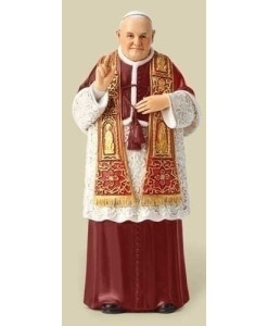 Pope St John XXIII Figure