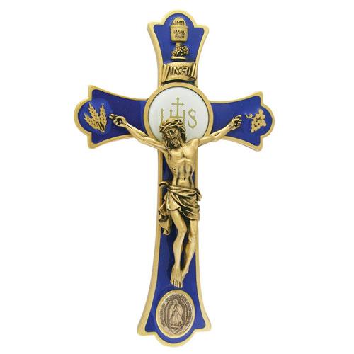 Holy Mass 8 inch Crucifix